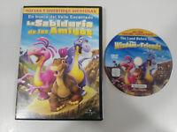 EN BUSCA DEL VALLE ENCANTADO LA SABIDURIA DE LOS AMIGOS DVD ESPAÑOL ENGLISH