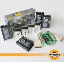 ACT Motor GmbH 4Axis Nema17  17HS4417 Schrittmotor 1.7A 40mm 4000g.cm 3D Drucker