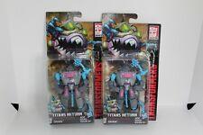 Transformers Sharkticon Lot Titans Return MOSC MOC HAsbro