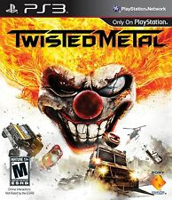 Twisted Metal (Playstation 3, 2011)
