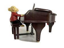 Mr.Christmas, Piano Teddy Takes  Suite, sensationelle Spieluhr, Mit Hut