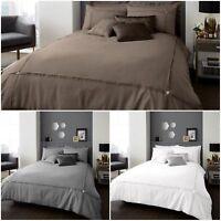 Signature Aura Duvet Quilt Cover Bedding Set Double ALL Size & Colors Polycotton