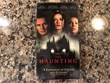 The Haunting New Sealed Vhs! 1999 Horror! Ghost Story Poltergeist