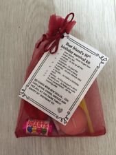 Best Friends 50th Birthday Fun Survival Kit(unique Hand Made Gift)
