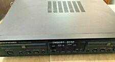 MARANTZ DR 6050/U1B High End CD Dual Recorder Works Fine
