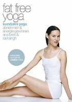 Fat Free Yoga - Kundalini Yoga von Ravi Singh | DVD | Zustand gut