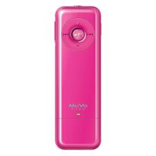 Creative MuVo T100 2GB Pink Digita Media Sports USB Thumb Flash Drive MP3 Player
