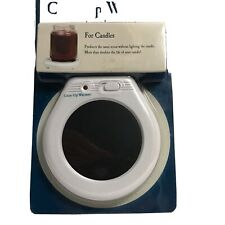Cozy-up Warmers For Candles Electric Candle Warmer Flameless Candle