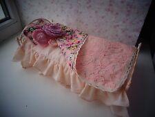 custom OOAK 1:6 scale doll bed Momoko Obitsu Azone Integrity FR Pullip Blythe
