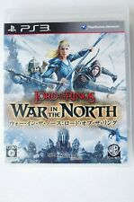LORD OF THE RINGS - WAR IN THE NORTH JAPANESE PS3