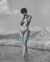 Busty DONDI PENN by Bunny Yeager in 1959 ** HI-RES PRO ARCHIVAL PHOTO (8.5x11)