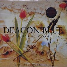 DEACON BLUE 'OOH LAS VEGAS' UK DOUBLE LP