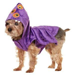 Martha Stewart Pets® - Purple Mutant Monster Pet Dog Costume - Xsmall  - New!