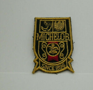 Michelob Since 1896 Vintage Patch Free Shipping