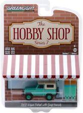 Greenlight Hobby Shop 7 1969 Nissan Patrol 4x4
