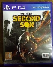 Infamous Second Son - Sony PS4 - Complete