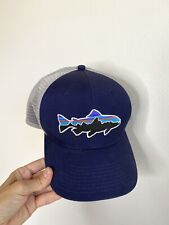 PATAGONIA - Fitz Roy Trout trucker Hat-                              snap back-