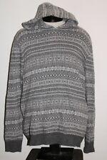 VINEYARD VINES Mens 2XL XXL Nylon/Wool/Alpaca Knit hoodie/hooded Sweatshirt