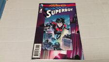 Superboy: Futures End # 1 3D Lenticular Motion Cover (DC, 2014)
