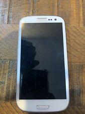 Samsung Galaxy S3- White (read Description)