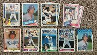 Steve Yeager Baseball Cards. LA Dodgers