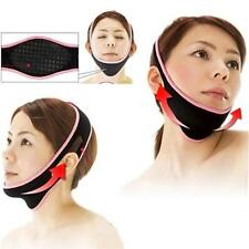 Hot Jap Face Lift Up Belt Slimming Reduce Double Chin Wrap Anti-Aging Sagging-US