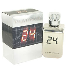 24 PLATINUM  BY SCENTSTORY EDT SPRAY 100ML IN STOCK FREE POSTAGE