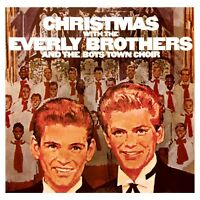 RAY SINGERS CONNIFF - CHRISTMAS WITH THE EVERLY BROTHERS  CD NEW