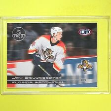 "JAY BOUWMEESTER  03-04   2nd. Yr.  "" FOCUS ""  #8   Florida Panthers"