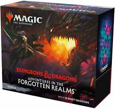 Magic: The Gathering Adventures in The Forgotten Realms Bundle new sealed