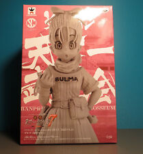 DragonBall Z Banpresto Figure Colosseum SCultures 7 Bulma (gray version)