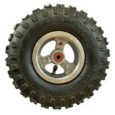 "3.50 / 4.10 - 4"" Inch Wheel Rim Tyre Tire 49cc Mini Quad Dirt Bike ATV Buggy"