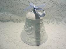 Lladro 1998 Christmas Bell - Porcelain - No box #16560