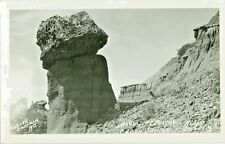 Badlands Nd Cedar Canyon Mogul Pedestal Rppc