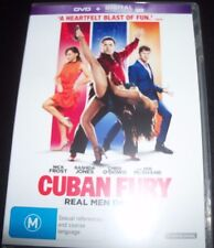 Cuban Fury (Chris O'Dowd) (Australia Reg 4) DVD - Like New