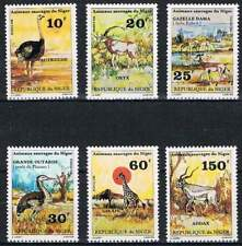 Niger postfris 1981 MNH 736-741 - Dieren / Animals (w072)