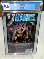 Thanos #13 2nd Print 1st Cosmic Ghost Rider CGC 9.6