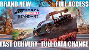⭐BIG SALE⭐Forza horizon 4⭐✅STEAM✅ONLY PC✅FULL ACCESS✅FULL DATA CHANGE✅NEW✅
