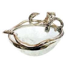 Culinary Concepts - Small Octopus with Crackled Glass Bowl in Gift Box