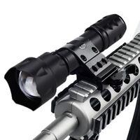 UF-T20 Night Vision 850nm Infrared Hunting Gun Light Torch Lamping Lamp IR NV