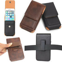 Vertical Phone Buckle Belt Clip Holster Case Cover for iPhone 11 Pro Max XR 7 8+