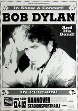 DYLAN, BOB - 2002 - Konzetplakat - In Person - Tourposter - Concert - Hannover