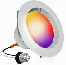 iLintek Smart Lighting 6 Inch LED Multi Color Downlight
