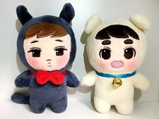 NEW EXO dolls DDU DDU and NINI (D.O. and Kai) Plushies