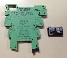 6.2 mm PLC Basic Terminal Block with Power Coupler