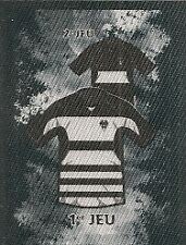 VIGNETTE / IMAGE / STICKERS PANINI--RUGBY 2011 N° 117 / MAILLOT--NEUF