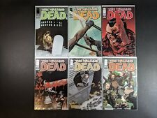 WALKING DEAD #109-114 ***MARCH TO WAR*** story arc ALL NM 1st PRINT 2015 IMAGE