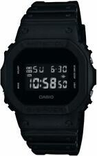 CASIO G-SHOCK DW5600BB-1 Men's Digital Black Resin Watch 200M Water Resistant
