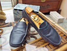 LACOSTE Black Non Slip Loafers Size 7 (40.5)
