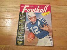 1960 Yearbook Football 240 teams Sport Sports Magazine 1963